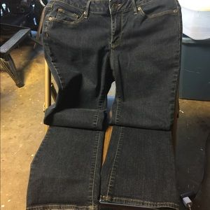 Sonoma mid rise bootcut jeans